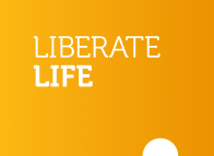 Liberate life logotype